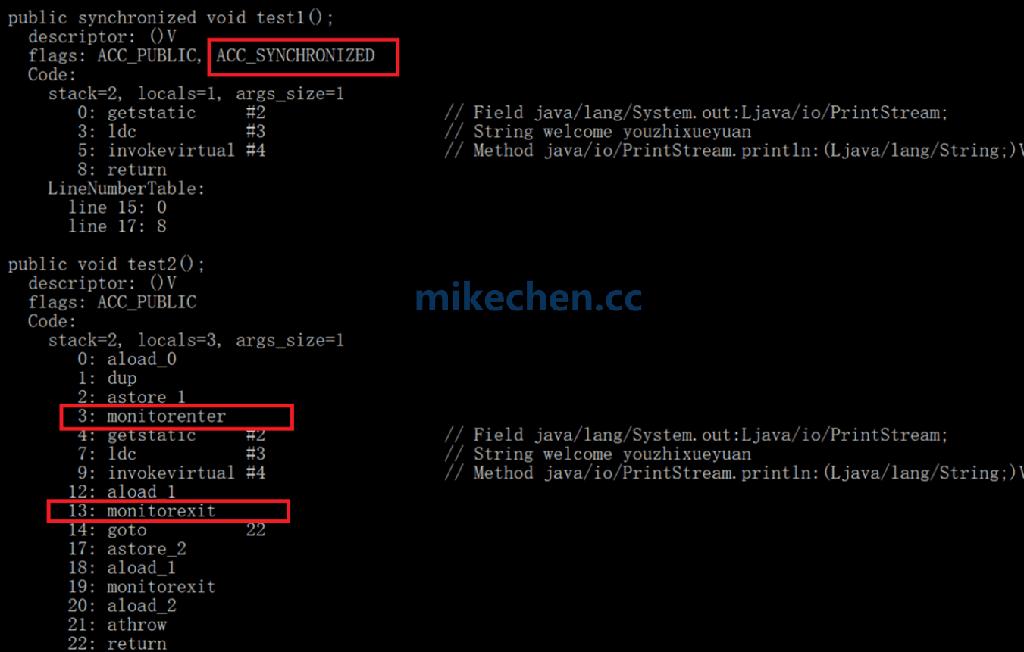 Synchronized的底层实现原理,源码深度剖析!-mikechen的互联网架构师之路